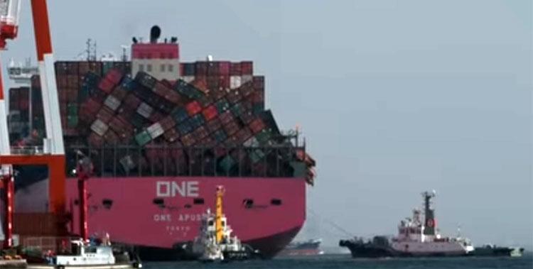 Gestion de crise maritime via une page web